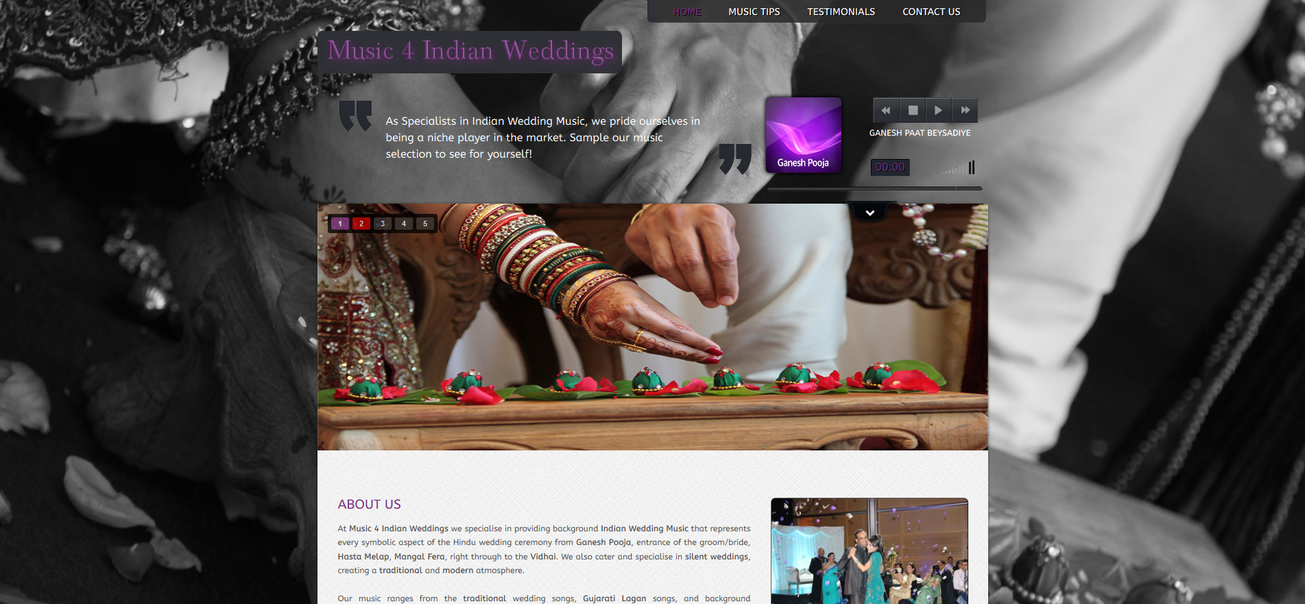 www.music4indianweddings.co.uk